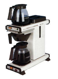 Technivorm Moccaserver twin jug coffee maker