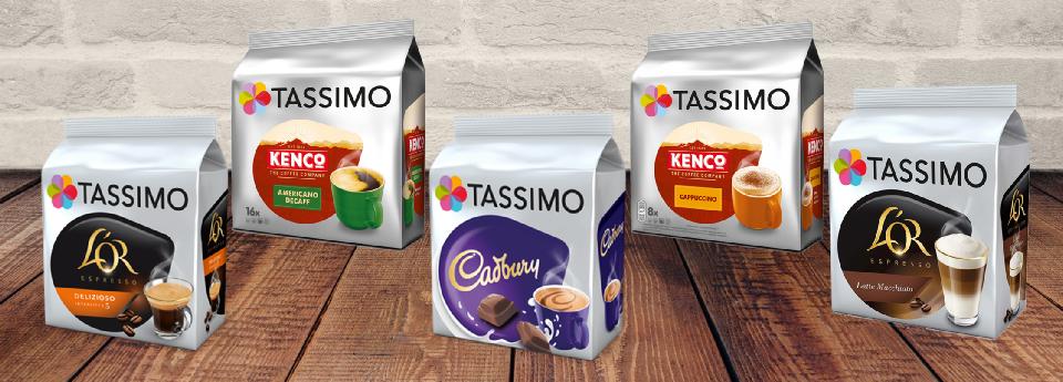 TASSIMO Pods & T Discs