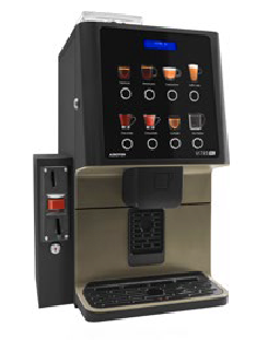 Coffetek Vitro S1 with Coin Mech Module