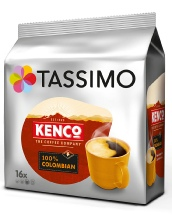 Tassimo Kenco Pure Colombian