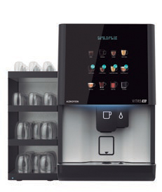 Coffetek Vitro S5 with Cup Warmer