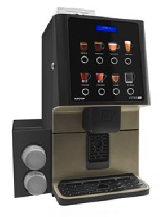 Coffetek Vitro S1 with Cup Holder Module