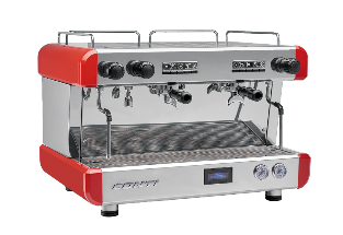 Conti CC100 2 group tall cup traditional espresso machine