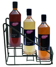 Pinks Coffee Syrup Rack