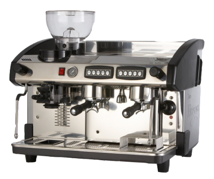 Expobar Elegance 1 Group with integral grinder