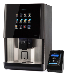 Coffetek Vitro S5 with Contactless Pay Pod