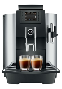 Jura WE8 Bean to Cup Coffee Machine with fresh milk